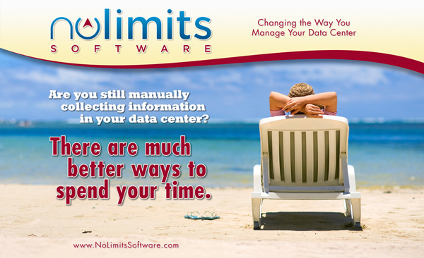 No Limits Software Tradeshow Booth