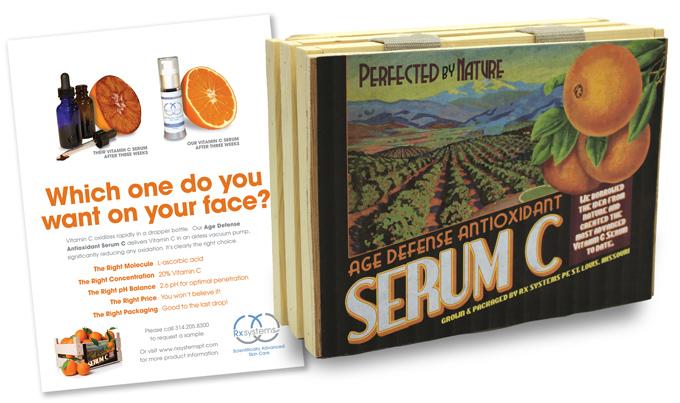 Serum C Promo Materials